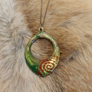 3/$20 Irish made pendant necklace